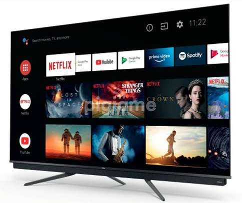 Tcl 55inch Qled image 1