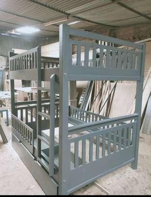Double decker beds in Kenya / children decker / bunk bed /kids decker bed image 8