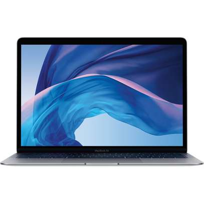 "Apple 13.3"" MacBook Air With Retina Display 8GB RAM/128GB SSD (Late 2018,SILVER) - MREA2B/A"