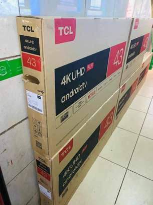 Tcl 43 inches android smart tv image 1