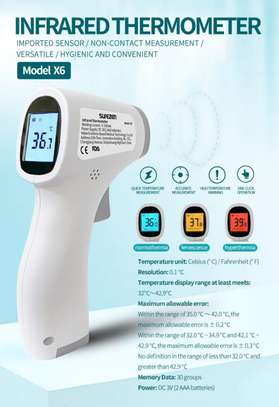 High Quality Infrared Thermometer CE/FDA Approved
