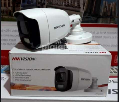 Hikvision Colorvu Turbo HD 1080p Camera image 1