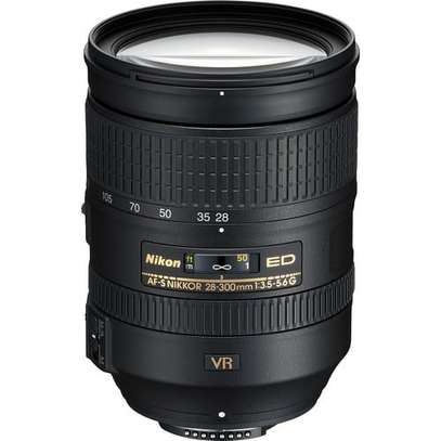 Nikon AF-S NIKKOR 28-300mm f/3.5-5.6G ED VR Lens image 1