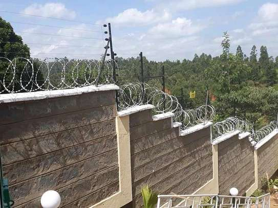 Electric fence System supply and installation