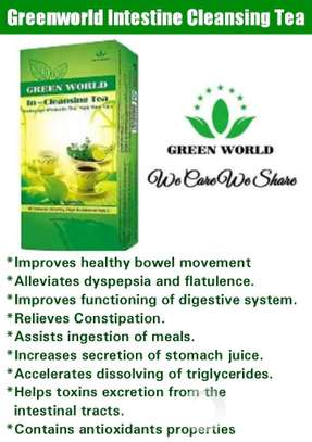 INTESTINE CLEANSING TEA (4g×16 sacs) image 1