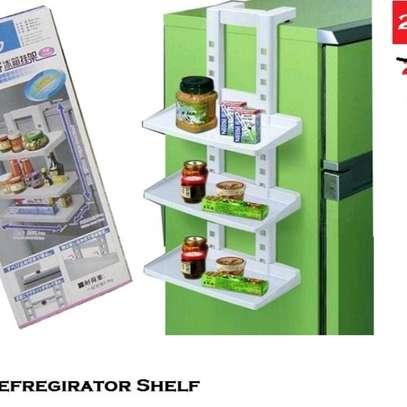 Refregirator shelf 2 tier image 1