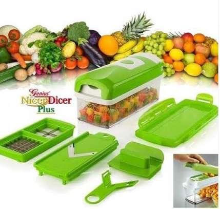 Nicer Dicer vegetable chopper image 1