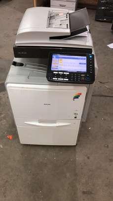 Ricoh MPC401 Copier image 1