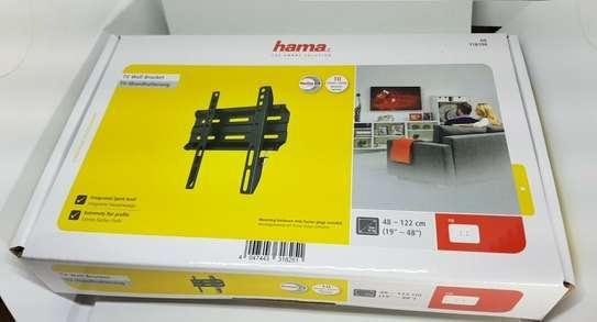 FIXED FLAT TV Wall Bracket - MPN: 00118106 - VERY Easy To Install & Setup image 2