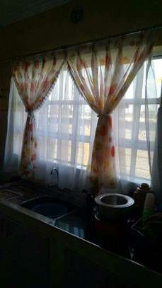 Designed Kitchen Curtains image 8