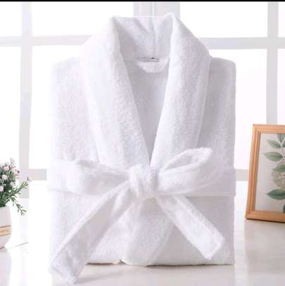 Kids and adult bath robes image 3