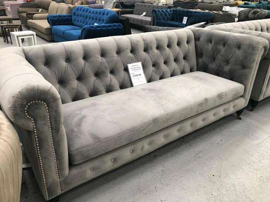 Three Seater Chesterfield Sofa Set For, Best Sofa Set In Kenya