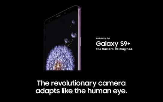 Samsung Galaxy S9 Plus image 3
