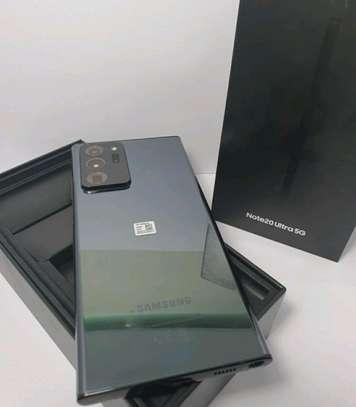 Samsung Galaxy Note 20 Ultra ~ 512Gigabytes  Black image 1