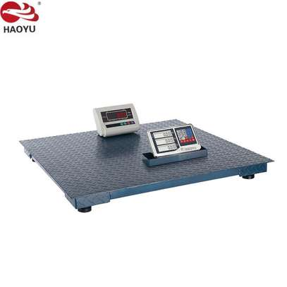 1 Ton Electronic Floor Scale Industrial Weighing Scales image 3