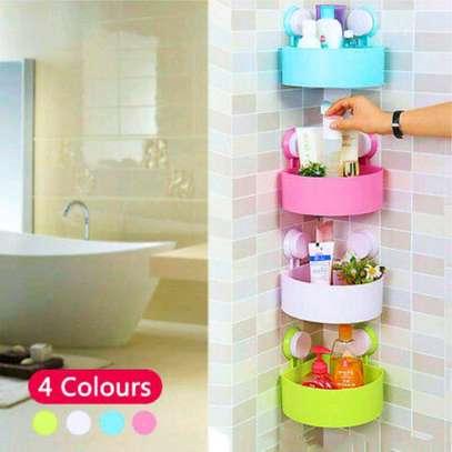 bathroom shelves image 1