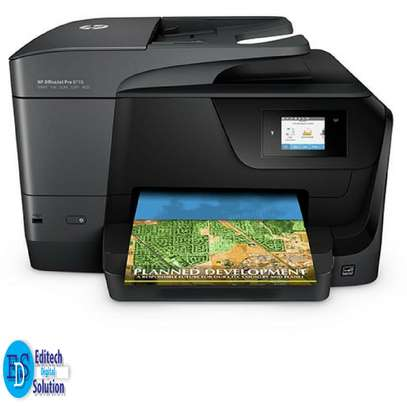 HP Office Jet 8710 image 3