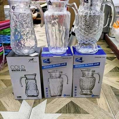 Classy water jugs