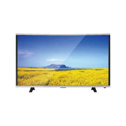 """vision plus 43"""" curved smart android FHD TV VP8843C image 1"""