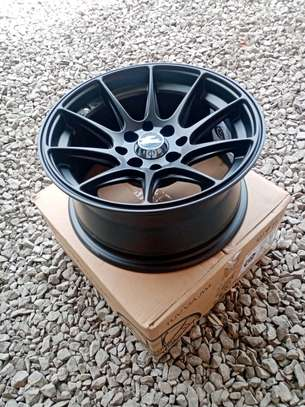 Size 14 normal and offset rims image 3