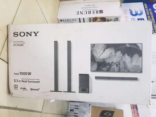 Sony Home theater system HT-S700RF Sound Bar 5.1ch Real Surround 1000w image 3