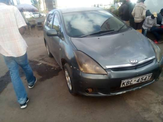 Toyota wish for sale image 1