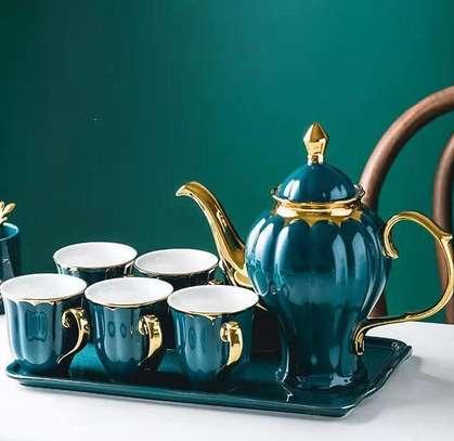8 pcs tea set image 2