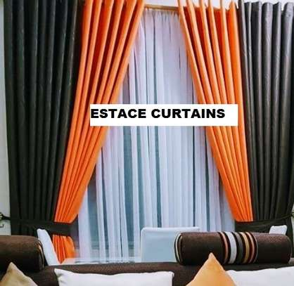 Designed curtains image 1