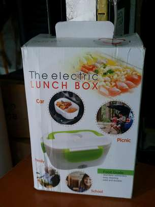Electric and Heated Lunch Box image 2