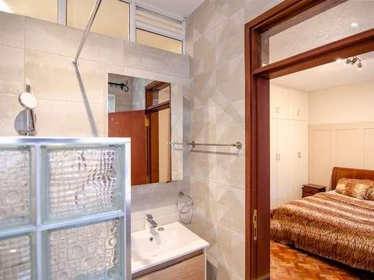 Furnished 3 bedroom apartment for rent in Westlands Area image 15