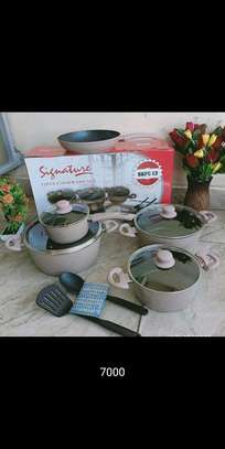 High quality cooking pots image 4
