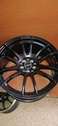 Offset Rims size (18),  for Crown, Subaru, Legacy, Harrier. image 4