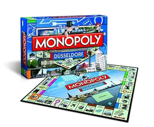 Monopoly Board Game image 1