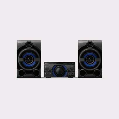 SONY M40D High Power Audio System with DVD image 1
