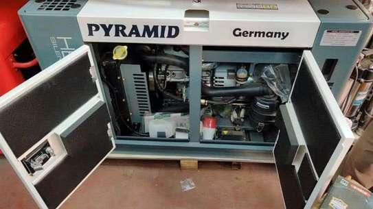 Generator 12kva pyramid brand image 1