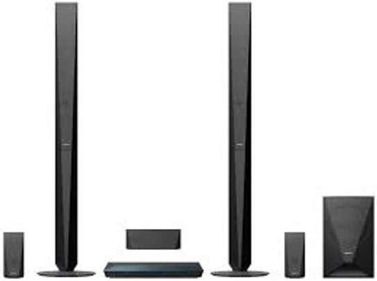 Sony DAV-DZ650 - 5.1Ch DVD Home Theatre System- Black image 1