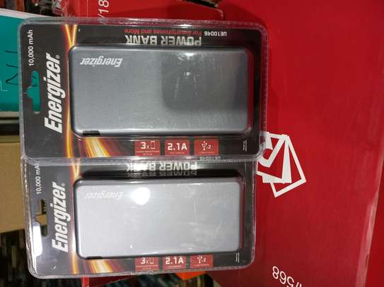 Energizer powerbank for smartphones image 1