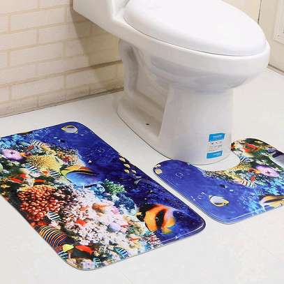 3 in 1 bathroom mats image 5