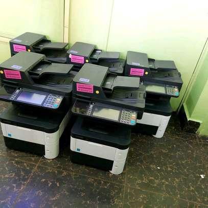 Kyocera ecosys M3540DN photocopier machine image 1