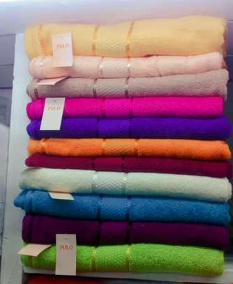 towelLUXURIOUS POLO TOWELS image 1