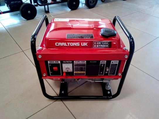 New Carltons UK 1KVA Generator image 1