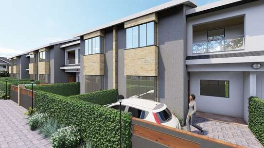 4 bedroom townhouse for sale in South C image 1