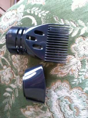 Gold 'N Hot Professional Hair Dryer With Styling Pic image 4