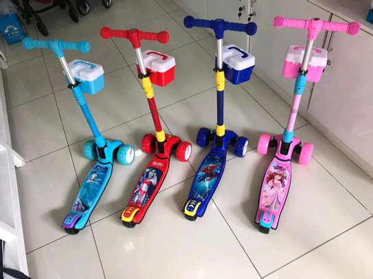 Kids scooters image 1