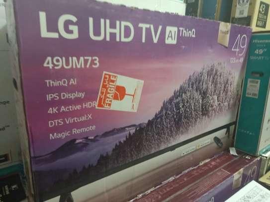 """lg 49"""" smart digital uhd tv image 1"""