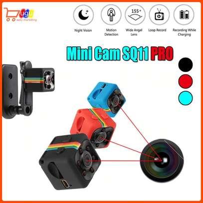 SQ11 Mini Camera HD 1080P Sensor Night Vision image 4
