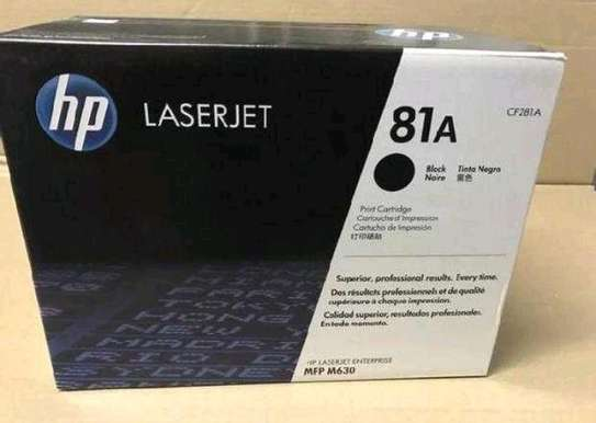 Best hp toners 81A image 1