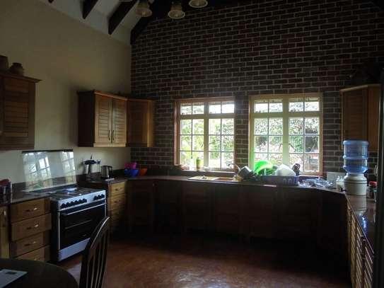 Furnished 3 bedroom villa for rent in Runda image 4