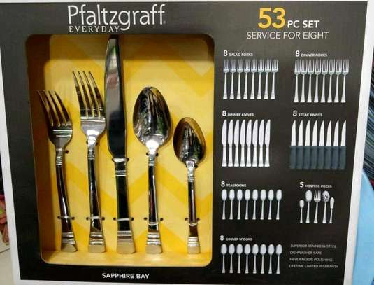 Cutlery Sets/53pc Cutlery Set