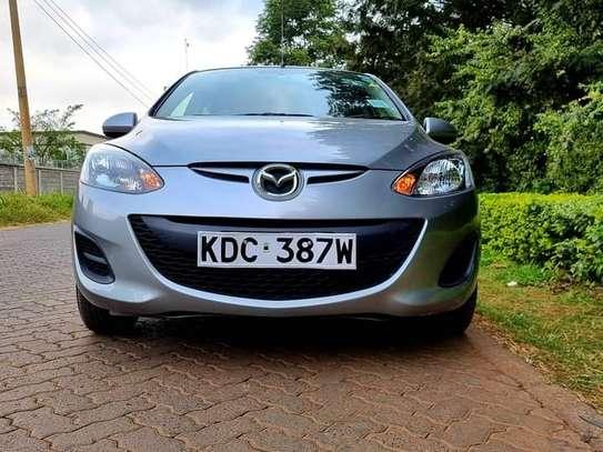 KDC Registered  Mazda Demio smart edition    1300cc image 1